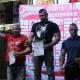 Mistrzostwa Polski S�u�b Mundurowych w wyciskaniu sztangi