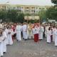 Procesja Bo�ego Cia�a w Dzier�oniowie